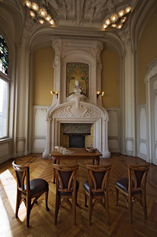 Grand salon, hôtel de ville d'Euville