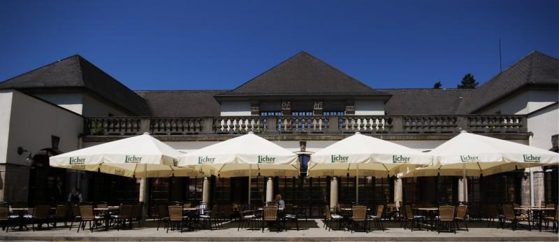 Hôtel Dolce Bad Nauheim, au théâtre de style Art Nouveau