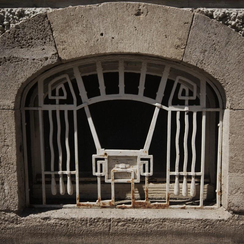 Les grilles de fer forgé des badhaus