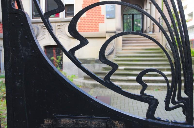 Villa Art Nouveau Knopf Strasbourg