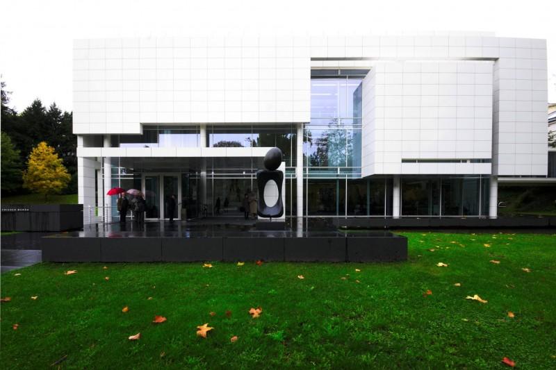 Baden-Baden, le musée Burda